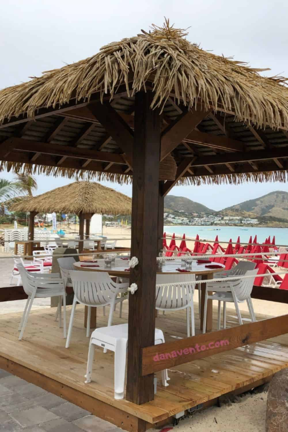 Lunch on the French Side - Island of Saint Martin adventures