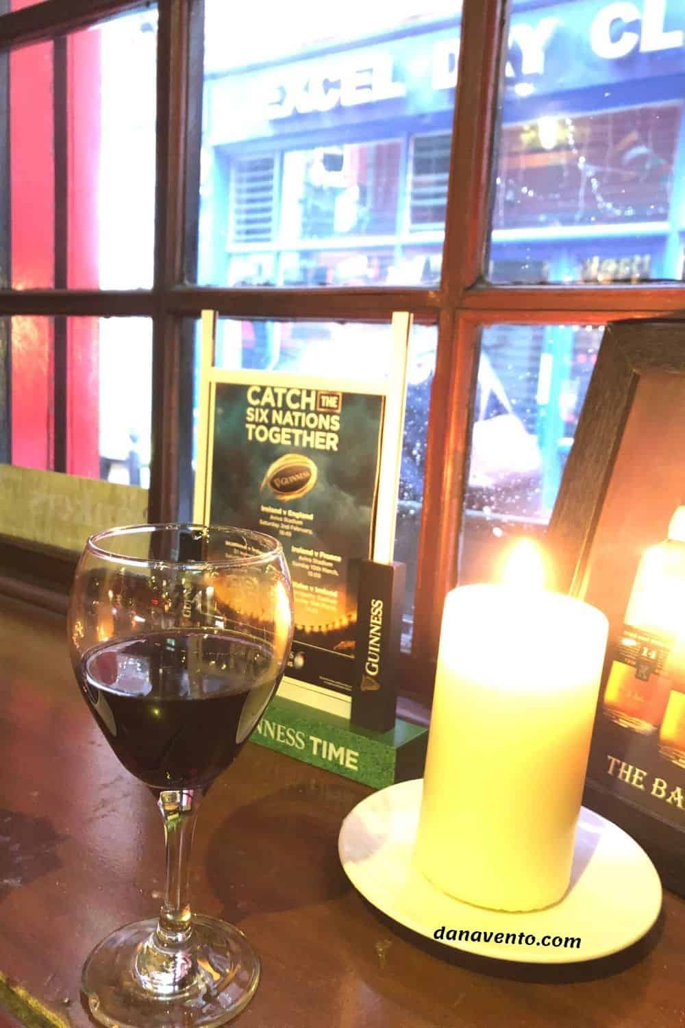 Pub Hopping and visiting Temple Bar Area Restaurants