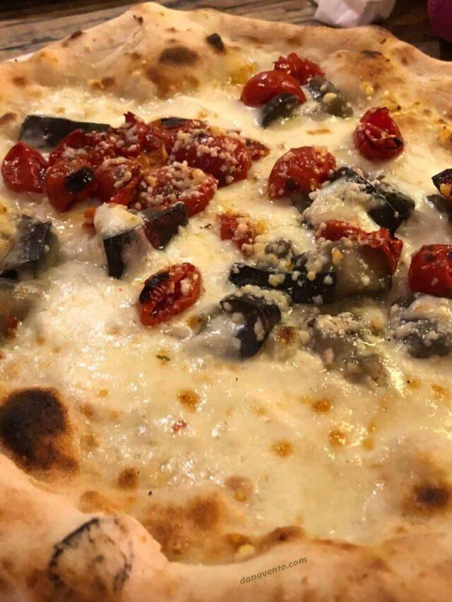 #1 Italian Pizza Temple Bar Area ~ Dublin