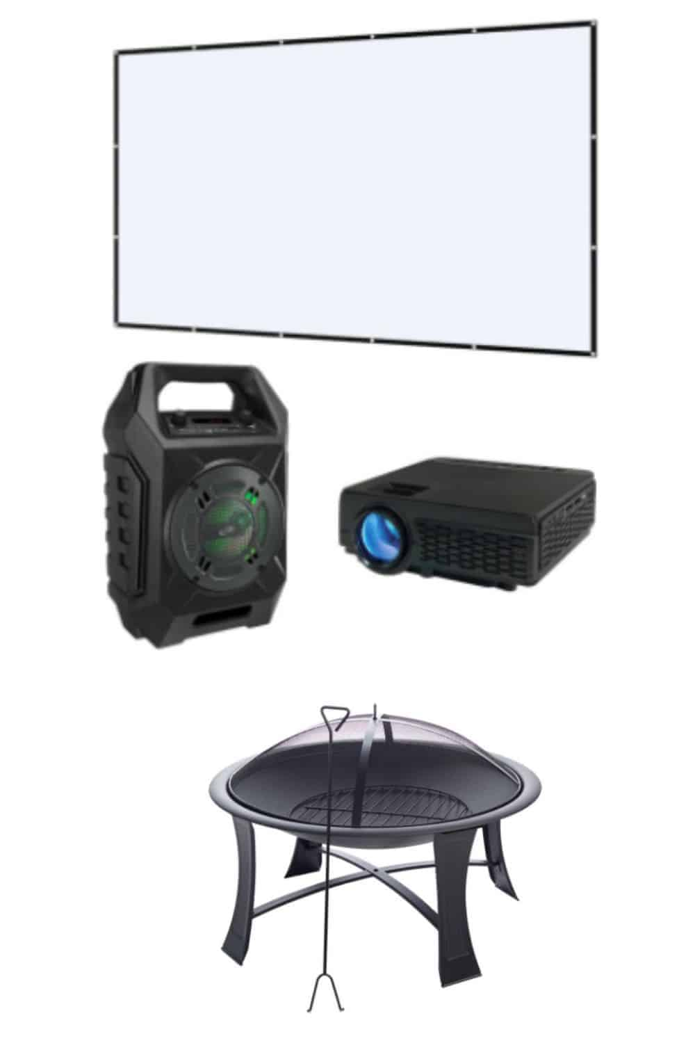 fabulous fall products you will love projector and speaker and screen