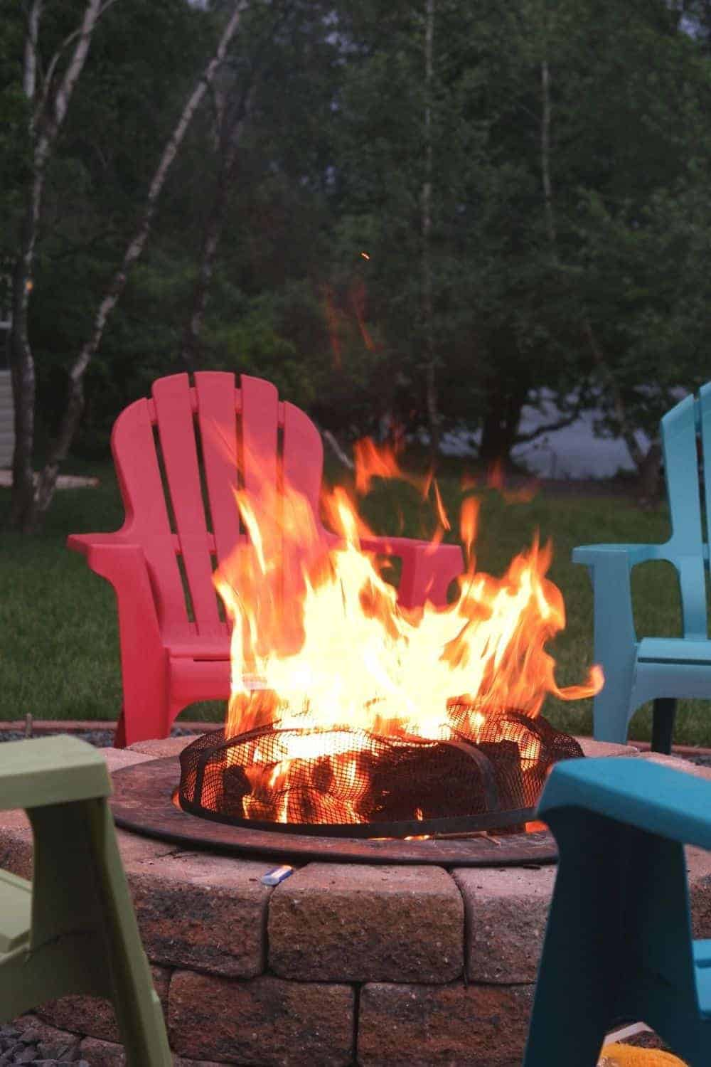 useful fire pit accesories fire pit
