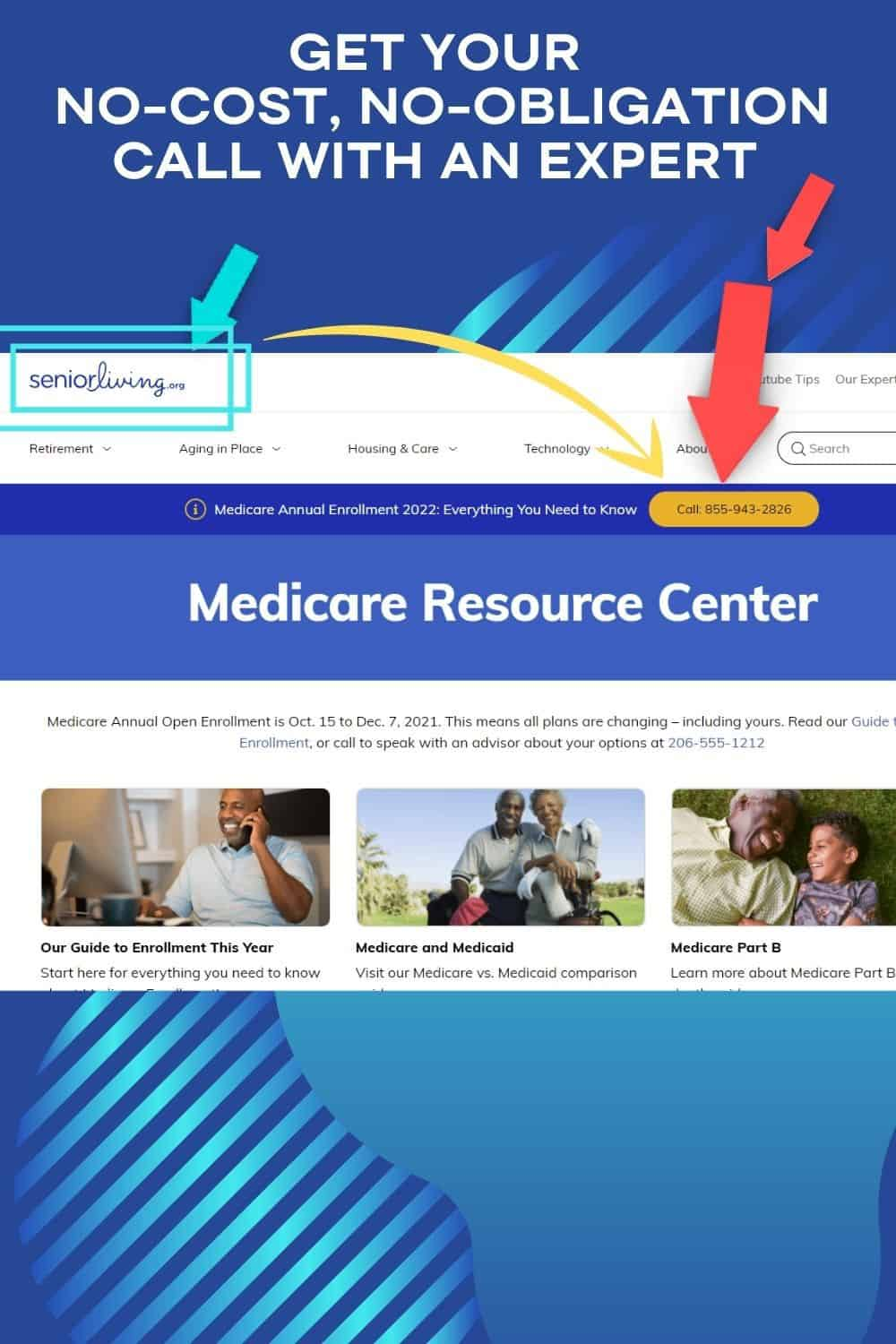 Discover Medicare Options on Seniorliving.org with QuoteManage