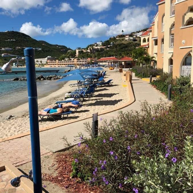 Truly Idyllic SXM resort Little Bay