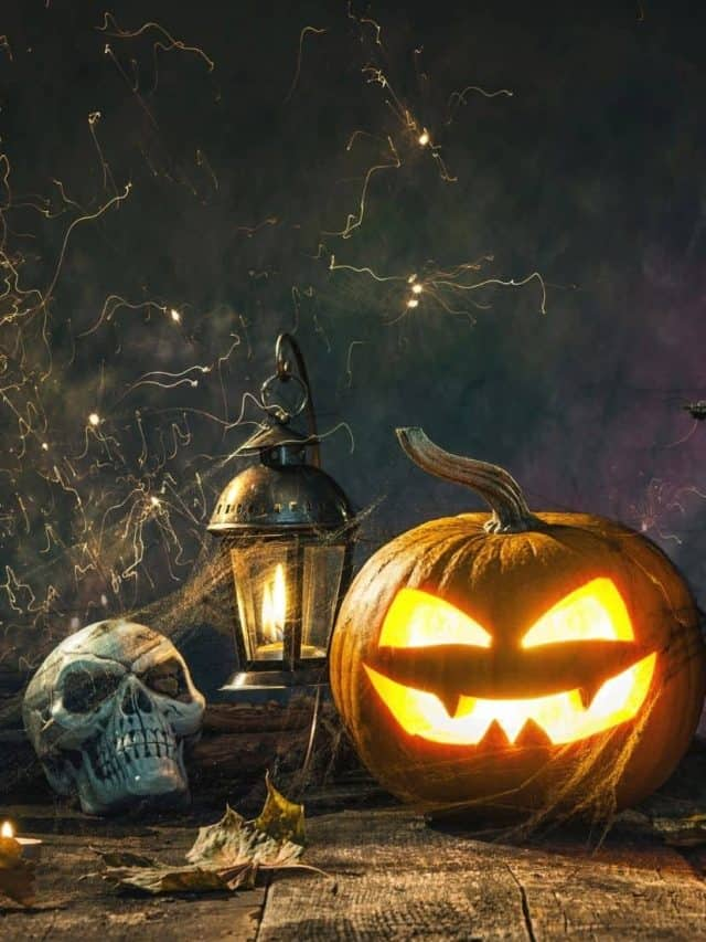 7 Spooky Halloween Eats