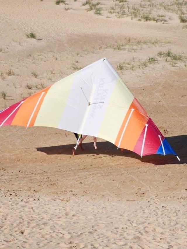 Fantastic Beginner OBX Hang Gliding  Lessons
